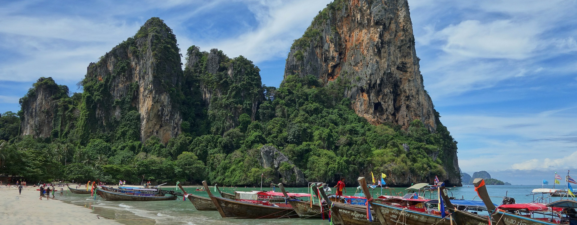 Thailande-Railay